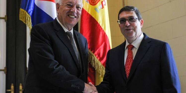 L'Espagne s'efforce de maintenir son rang à Cuba