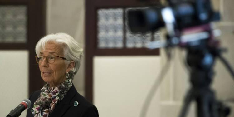Brexit: le FMI prévoit de durs lendemains pour l'économie mondiale