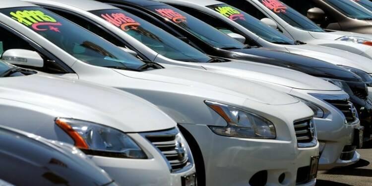 Les ventes d'automobiles aux Etats-Unis vers un record