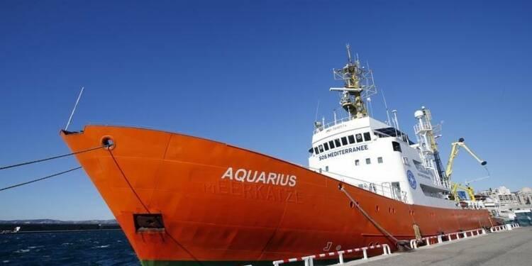 SOS Méditerranée secourt 253 migrants en mer