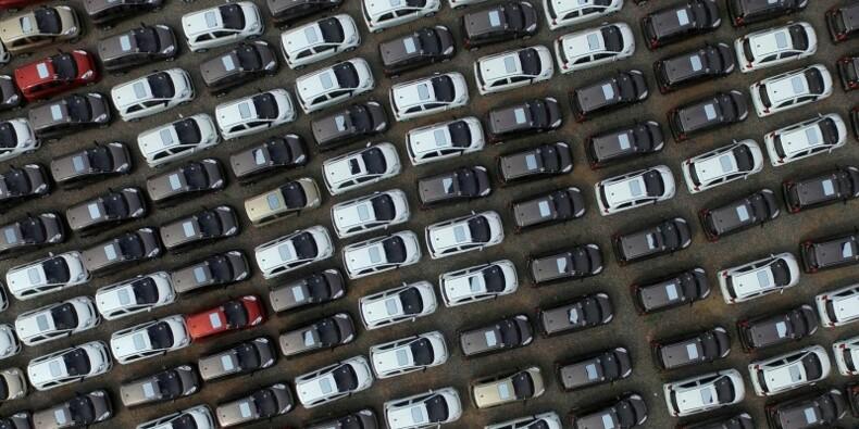 Hausse de 9,8% du marché automobile chinois en mai