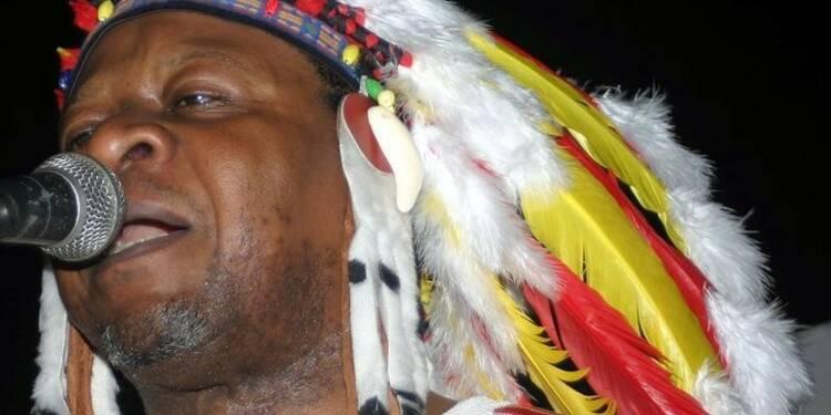 Décès du chanteur congolais Papa Wemba en Côte d'Ivoire