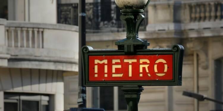 Le métro parisien se met à l'anvers