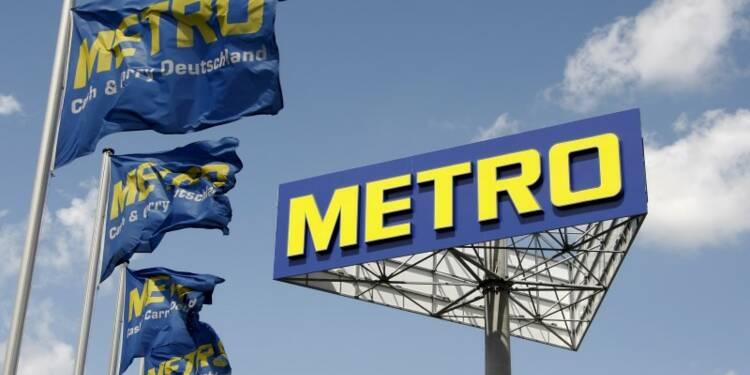 Colruyt vend le français Pro à Pro à Metro