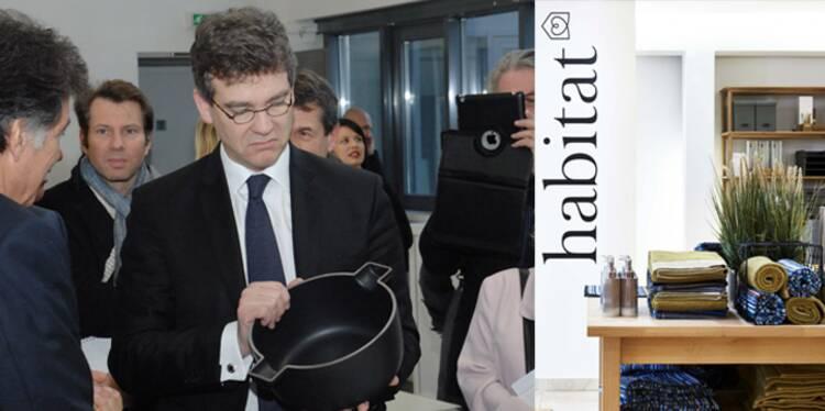 À quoi a servi le recrutement d'Arnaud Montebourg par Habitat ?