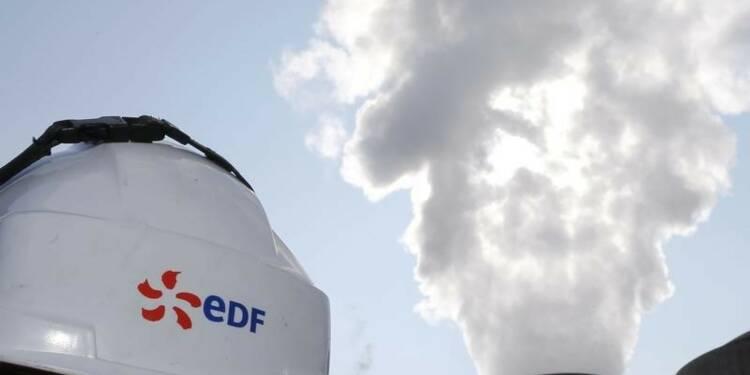 EDF prolonge le parc nucléaire français au plan comptable