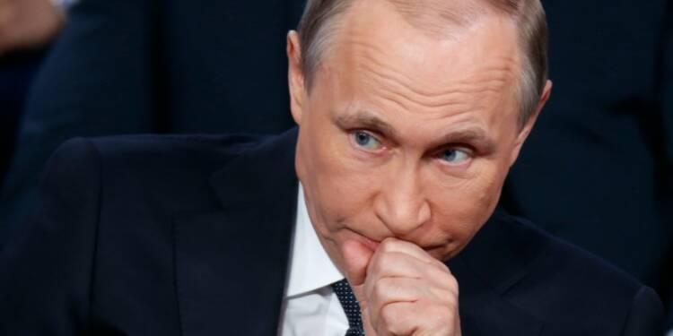 Poutine rejette en bloc les accusations des Panama Papers
