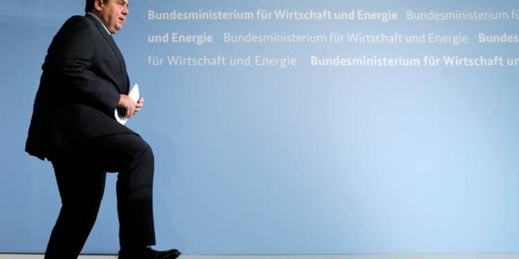 L'Allemagne espère doubler ses exportations vers l'Iran