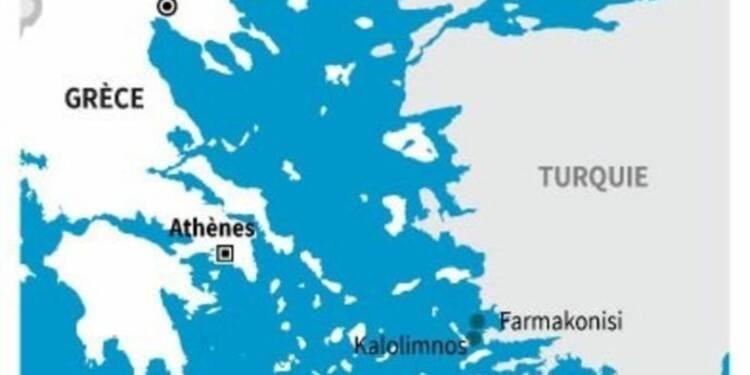 Au moins 42 morts dans deux naufrages de migrants en mer Egée