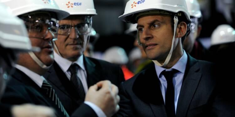 """EDF: l'Etat est prêt à injecter des fonds, """"si besoin"""" est"""