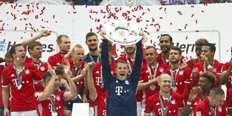 Les droits TV du football allemand vendus 4,64 milliards d'euros