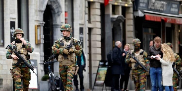 Alerte sur un risque d'attentats en France et en Belgique
