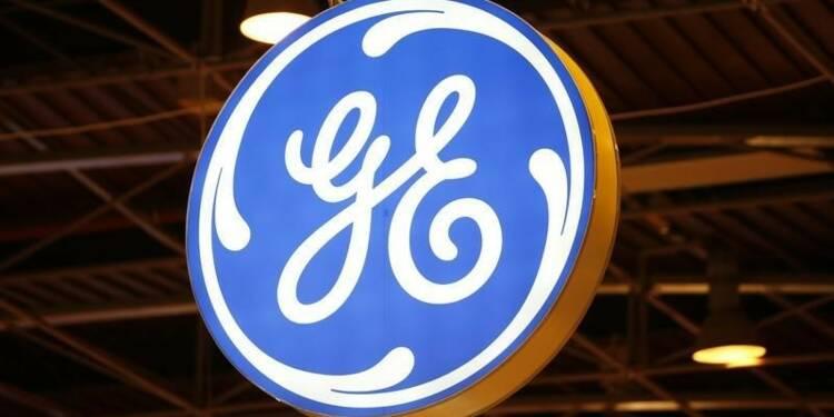 GE a signé pour 157 milliards de dollars de cessions d'actifs