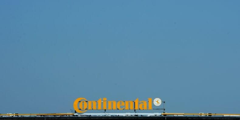 Continental relève ses objectifs après son 1er trimestre