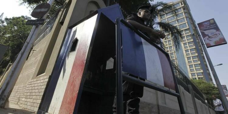 Six Égyptiens condamnés pour le meurtre d'un Français en prison