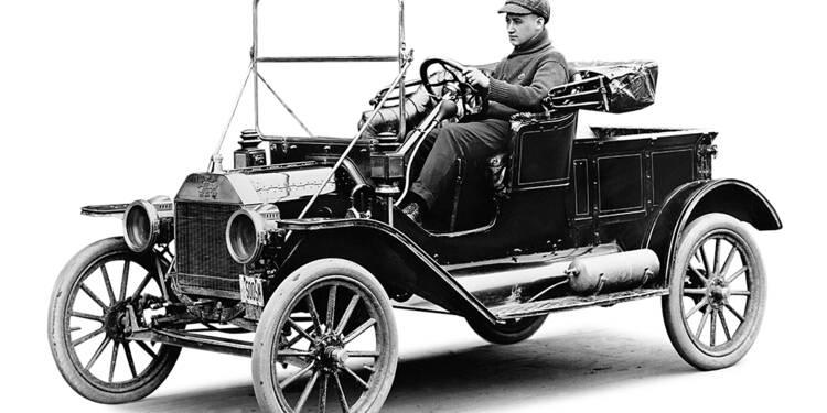Ford T, 1908 : Les débuts épiques de la production de masse