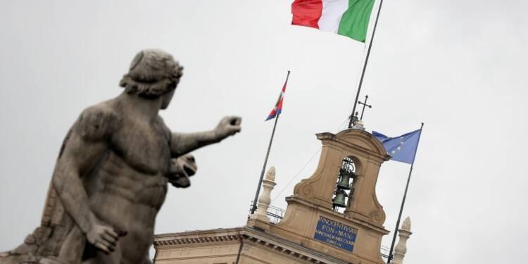 L'Italie relève son objectif de déficit à 2,4% du PIB pour 2016
