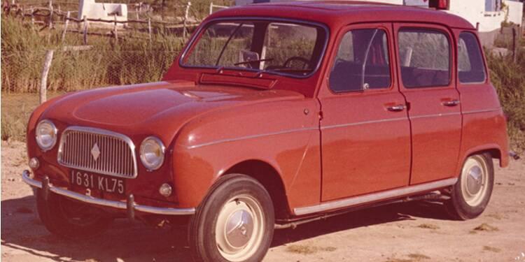 Renault 4L, 1961 : Un best-seller de l'automobile française