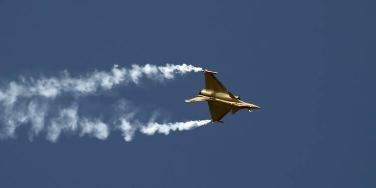 Dassault Aviation: commandes plus que doublées en 2015 grâce au Rafale