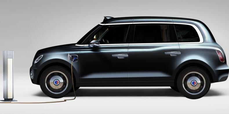 "Les ""black cabs"" londoniens en version hybride bientôt en France ?"