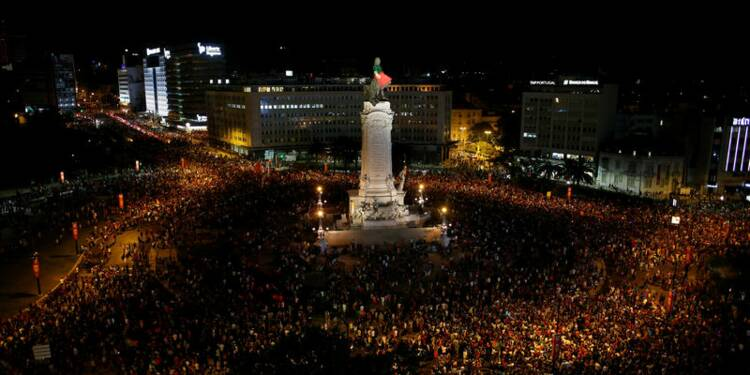 Le Portugal en liesse avec sa victoire à l'Euro