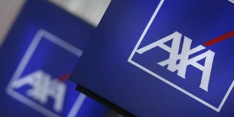 Axa se dote d'objectifs prudents dans le contexte de taux bas