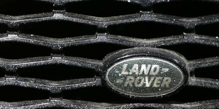 Jaguar Land Rover prévoit un bénéfice en baisse après Tianjin
