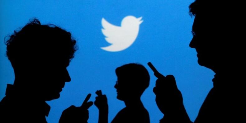 La croissance de Twitter au plus bas depuis l'IPO de 2013