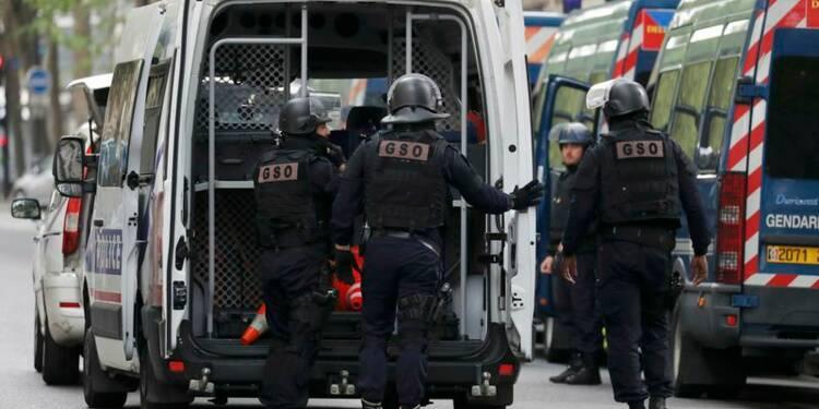 """Un homme fiché """"S"""" arrêté à Paris"""