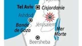 Une bombe fait 16 blessés à bord d'un bus de Jérusalem