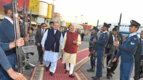 L'Indien Modi s'invite chez Nawaz Sharif au Pakistan