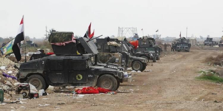 L'armée irakienne encercle son principal objectif à Ramadi