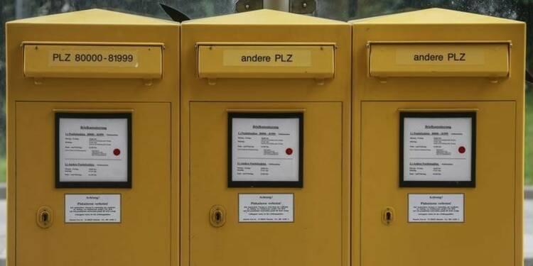 Deutsche Post dément envisager de céder sa branche transit