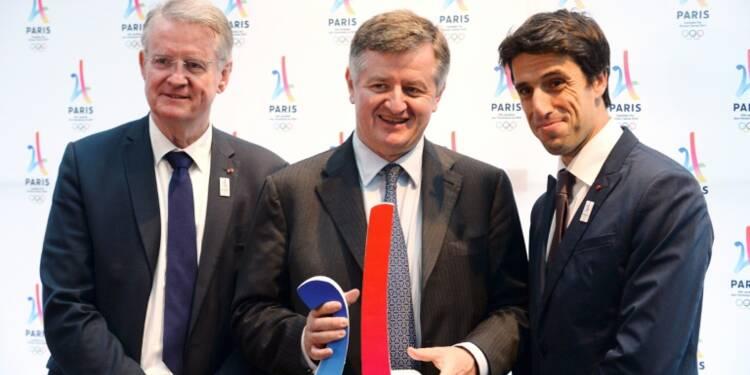 JO-2024: jusqu'à 11 mds d'euros de retombées en cas de succès de Paris