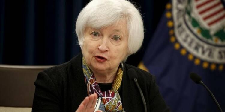 La Fed ne semble pas pressée de relever les taux