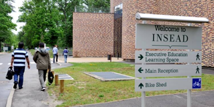 Sale note pour l'Insead, la star des business schools