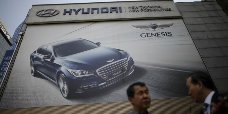 Hyundai Motor affiche de nouveau un bénéfice en repli