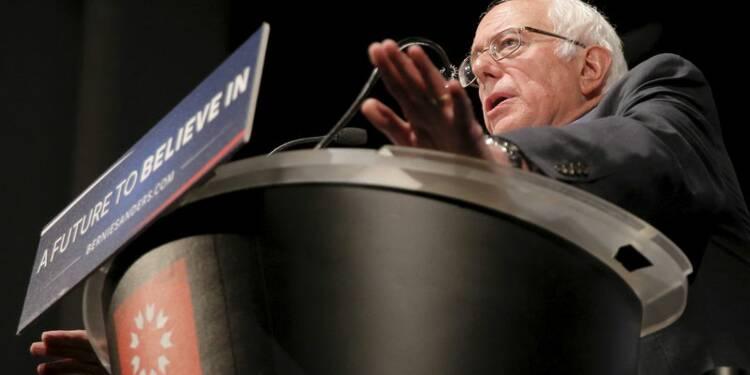 Bernie Sanders remporte de justesse la consultation du Wyoming