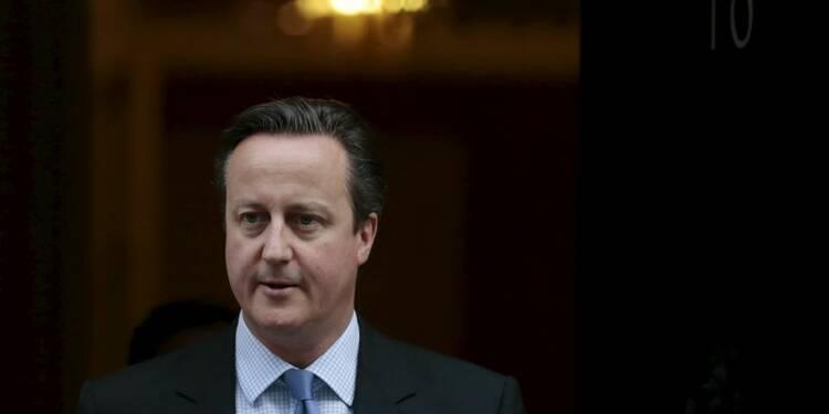 Le Parlement britannique autorise des raids contre l'EI en Syrie