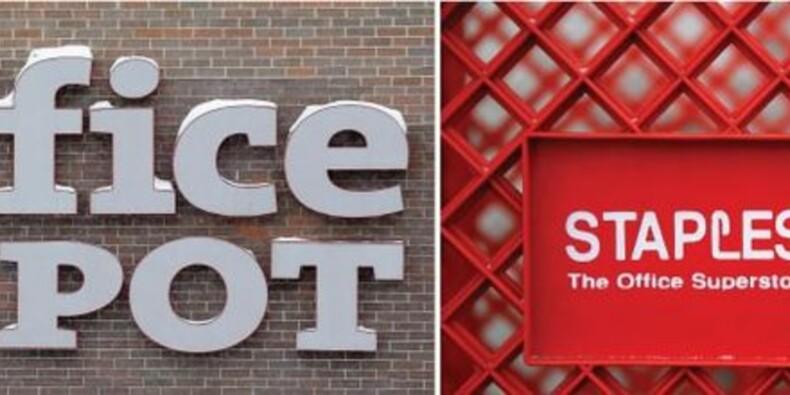La FTC s'apprêterait à bloquer la fusion Staples-Office Depot