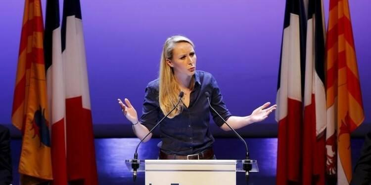 Marion Maréchal-Le Pen, pièce essentielle du FN pour 2017