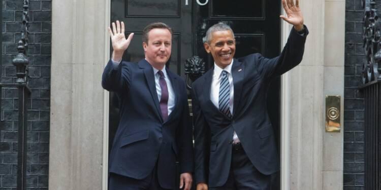 """Grande Bretagne: le traité de libre échange UE/Etats-Unis ferait gagner """"des milliards"""", selon Cameron"""