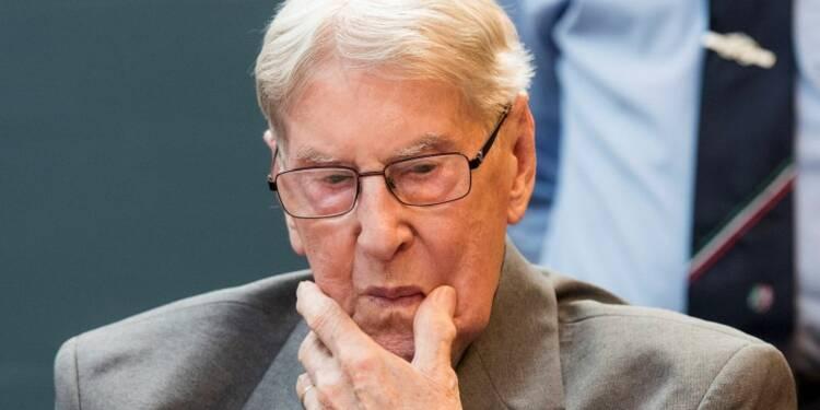 Cinq ans de prison pour un ancien garde du camp d'Auschwitz