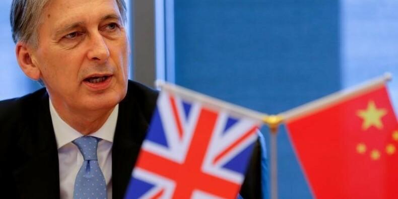 Net ralentissement de l'économie britannique post-Brexit