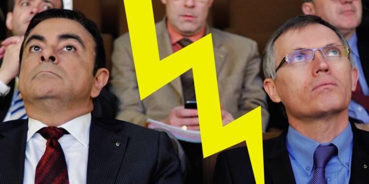 Renault - PSA : Carlos contre Carlos