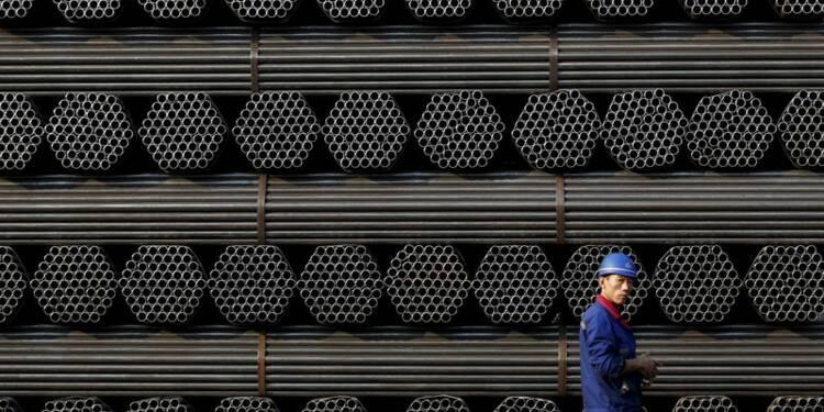 L'UE prête à d'autres mesures sur l'acier chinois