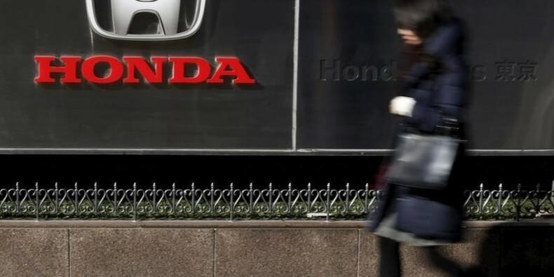 L'affaire des airbags Takata pèse sur les résultats de Honda