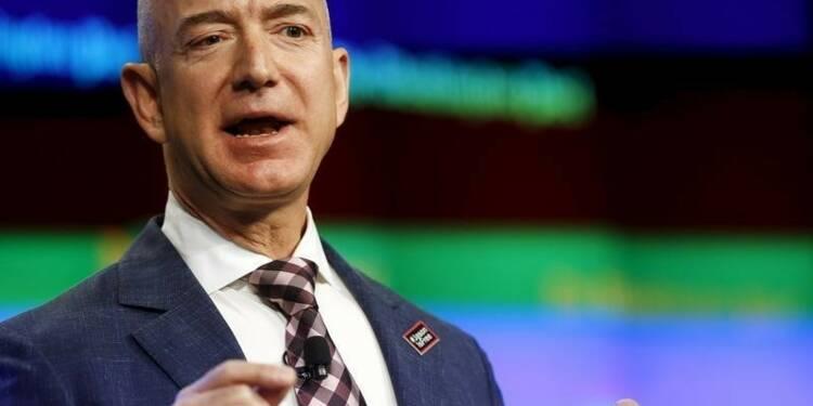 Jeff Bezos désormais troisième Américain le plus fortuné