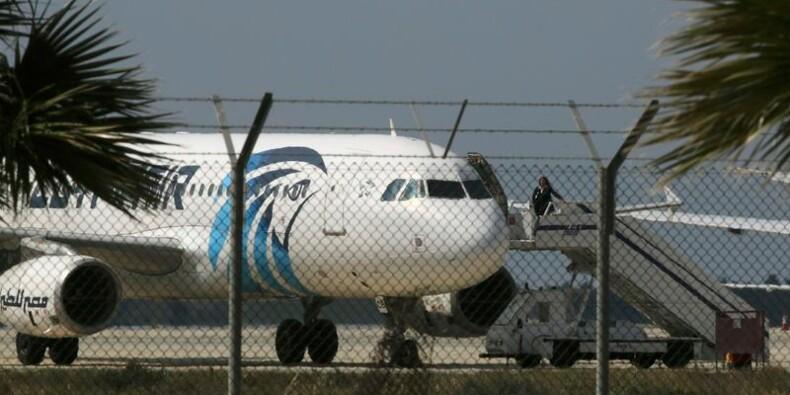 Un avion d'EgyptAir détourné, la plupart des passagers libérés