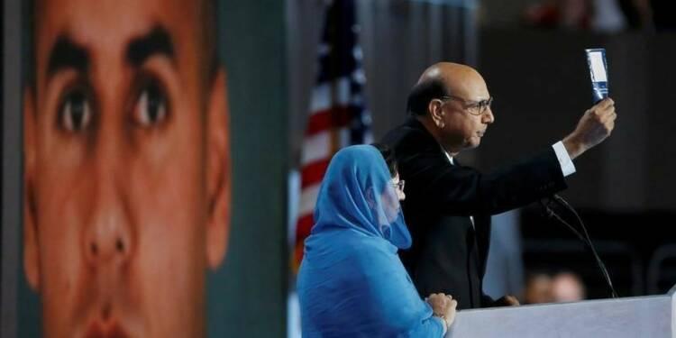La polémique entre Donald Trump et la famille Khan enfle